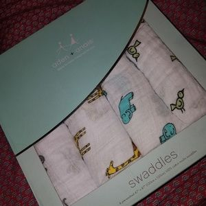 Aden+anais muslim swaddle blankets